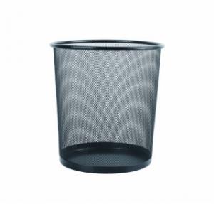 Cos de gunoi metalic