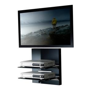 Suport LCD LED - PLASMA DVD Receiver 4540 cu 2 geamuri
